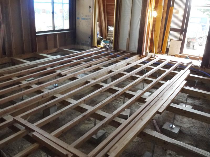 施工事例の様子の写真