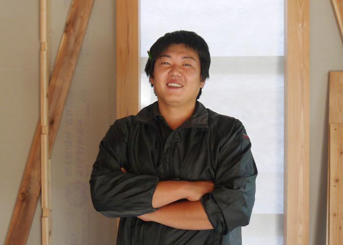 小林 利光さんの正面写真