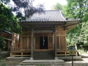 香取神社の外観写真