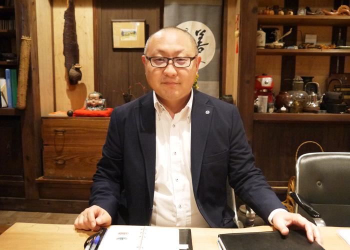 長谷川 貴志さんの正面写真