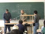 木組み引っ張り強度実験